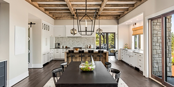 Looking Up: Don't Ignore the Fifth Wall in Your Kitchen or Bath Renovation