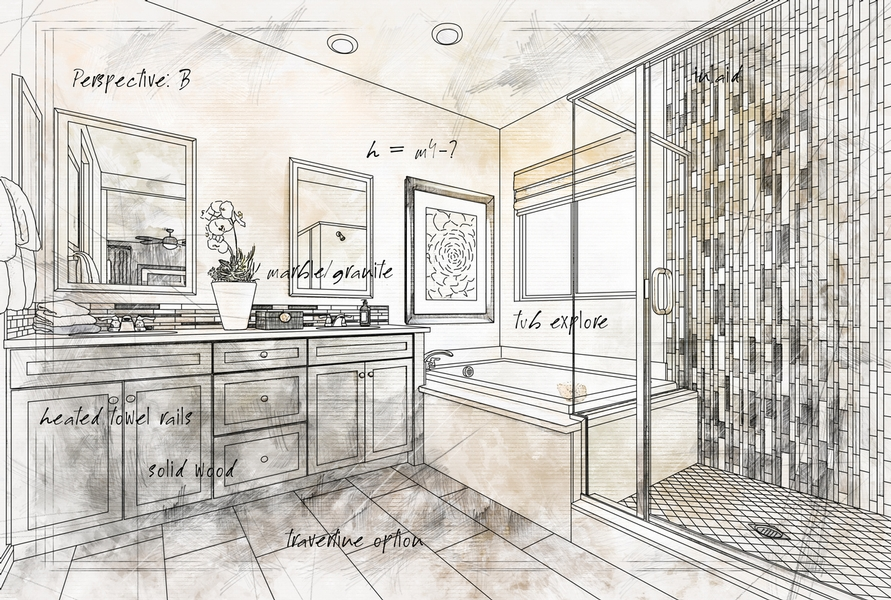 2020 Bathroom Trends Drawling