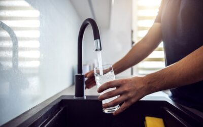 A Healthier Home Includes Filtered Water